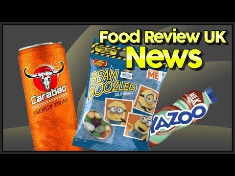Carabao! Jelly Belly Bean Boozled! Yazoo! | FRUK News Roundup
