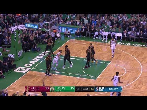 1st Quarter, One Box Video: Boston Celtics vs. Cleveland Cavaliers