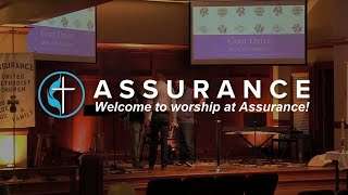 Assurance UMC Online  Worship - January 10 - 9:45 am