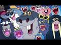 Zig & Sharko 🥊 NEW SEASON 3 🥊  3 EPISODES 🎲 Compilation in HD
