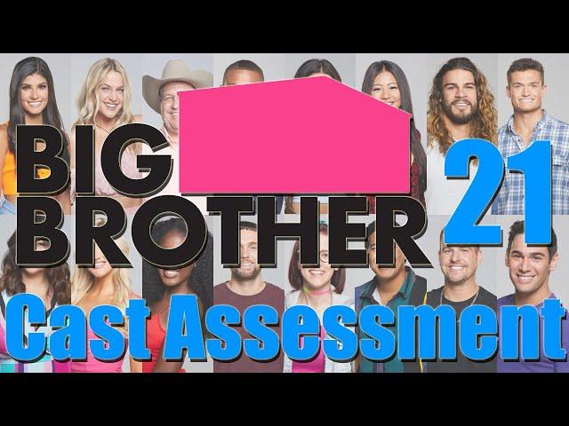 Big Brother 21 - Cast Assessment