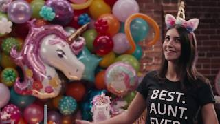 Video BEST AUNT EVER | Party City. Oh, it's on. download MP3, 3GP, MP4, WEBM, AVI, FLV Agustus 2018