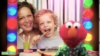 sesame street elmo on brushing your teeth   smiles 4 kids dentistry for children   twin falls id
