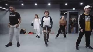 The Middle- Zedd, Maren Morris, Grey/Junsun Yoo Choreography MIRRORED AND 50% SLOWED