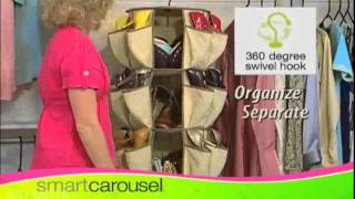 Smart Carousel Organizer At Bed Bath & Beyond
