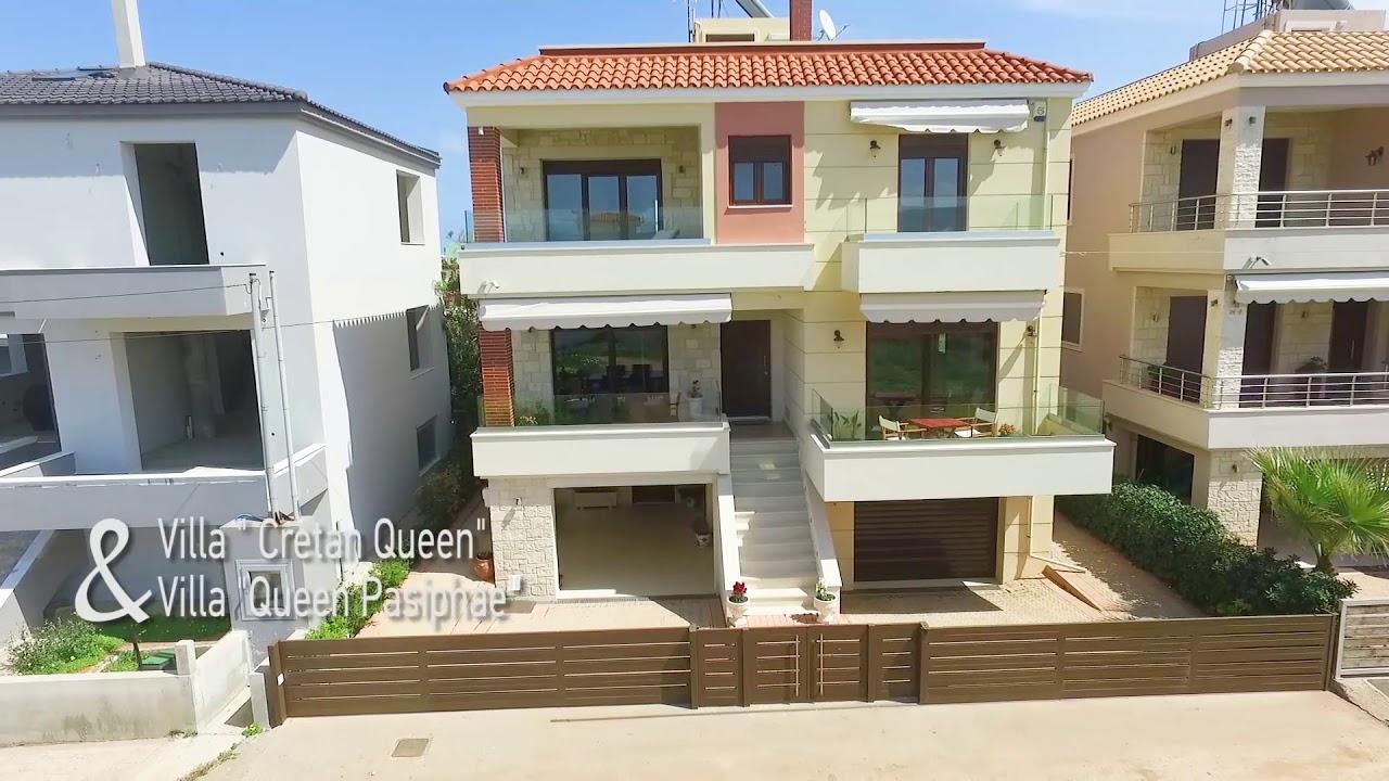 Villa Cretan Queen _ Gouves Crete