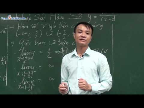 4 3 Khảo sát sự biến thiên và vẽ đồ thị hàm số bậc nhất trên bậc nhất