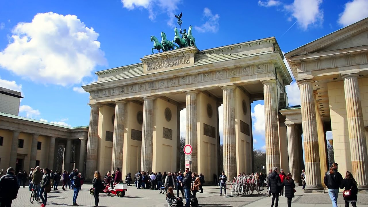 Wo Liegt Berlin Berlin Capital Of Germany Youtube