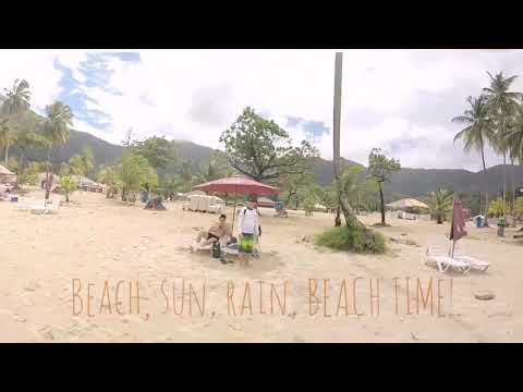 Maracas Beach in Trinidad & Tobago