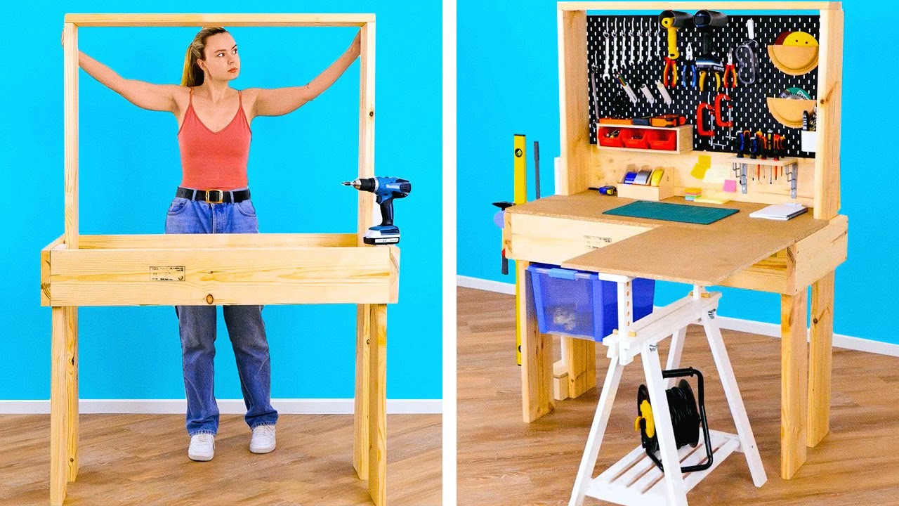 OLD FURNITURE RESTORATION BY 5-MINUTE DECOR