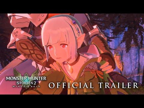 Monster Hunter Stories 2: Wings of Ruin - Trailer 5 |