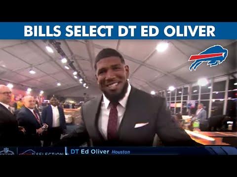 Deanna King - VIDEO: Reaction to Buffalo Bills First Draft Pick