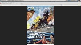 Media Recs #1 -- Pursuit of the Graf Spee