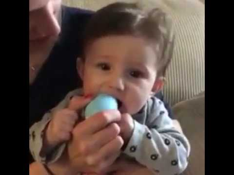 The Teething Egg That Squeaky Sound Youtube