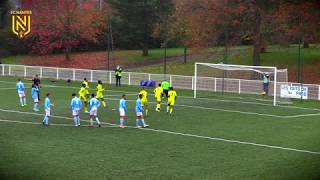 VIDEO: U19. FC Nantes - Aviron Bayonnais (1-0)