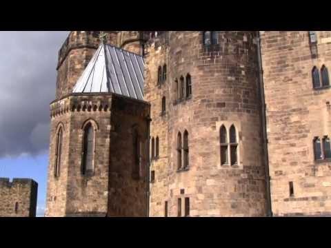 Alnwick Castle !