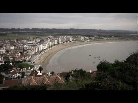 Correndo o tempo 004: Baía de S. Martinho do Porto