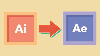 26. After Effects: Importando do Illustrator para o After Effects