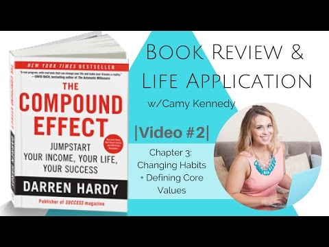 The Compound Effect: Changing Habits & Defining Core Values