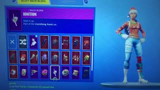 Fortnite Stacked OG Compte Give Away
