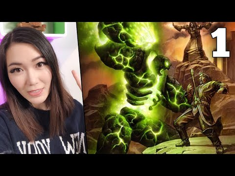 Anyone Could Get 12 w/ This Deck P1 | Hafu Hearthstone | Warlock Arena