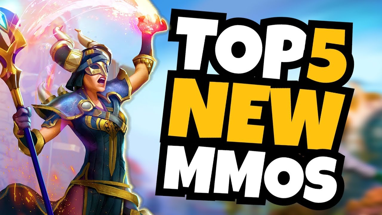 Top 5 New Mmos Coming In 2019 Youtube