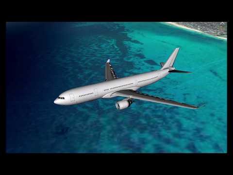 Flightradar24 3D View