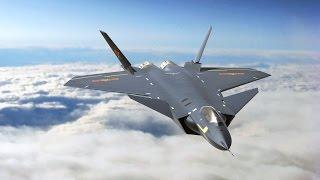 Chiny mają super myśliwiec bojowy | Chengdu J-20