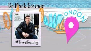 #TravelTuesday - Dr. Mark Gorman