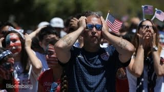 World Cup Heartbreak: Relive USA Loss in 50 Seconds