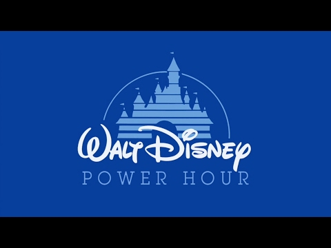 Disney Power Hour part 12 HD With Number Tracker