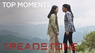 Treadstone  Top Moments Season 1 Episode 5 SoYun And Nira Fight  on USA Network