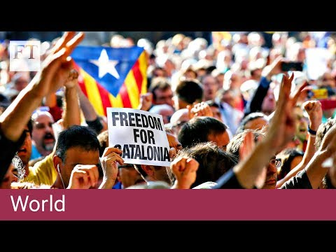 Spanish raids over Catalan referendum | World