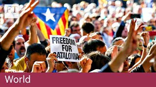 Spanish raids over Catalan referendum | World