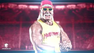 "WWE: Hulk Hogan ""Real American"" (HQ + Arena Effects)"