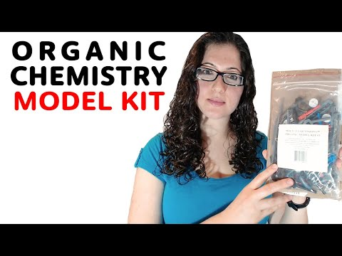 How To Use Your Organic Chemistry Model Kit