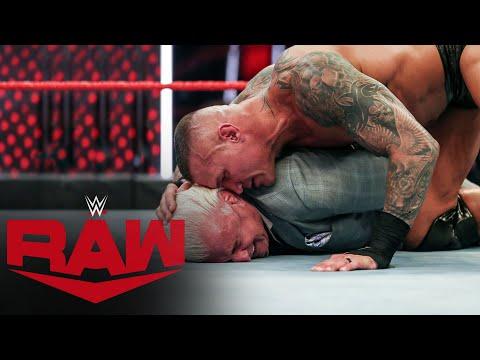 What Randy Orton said to Ric Flair: Raw, Aug. 10, 2020