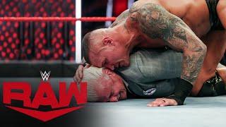 What Randy Orton said to Ric Flair Raw, Aug. 10, 2020