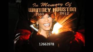 Whitney houston - I wanna dance with somebody (We found love mashup)(Prod DJ UNIT)