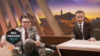 Zimmer Frei: Heute mit Götz Alsmann | NEO MAGAZIN ROYALE mit Jan Böhmermann - ZDFneo