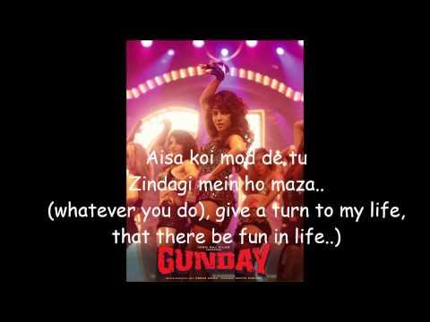 Asalaam e Ishqum- Gunday Full Song Lyrics with English Subtitels HD