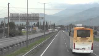 Ruta del Maipo - Santiago - Angostura