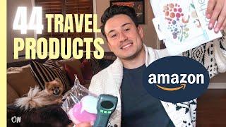 44 BEST TRAVEL ESSENTIALS (Great gift ideas!)