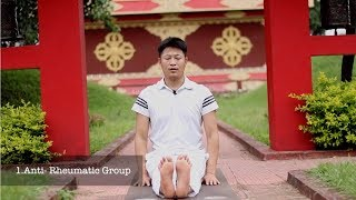 Follow Jamyang Choephel (yoga teacher) through six yoga sequences that anyone and everyone can do!