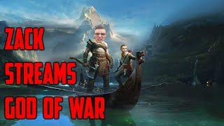 How Many Times Will I Die!? Give Me God Of War Playthrough!