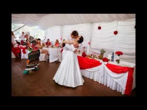 Яркая свадьба в стиле « Рафаэлло» Витали и Киры Бандурко