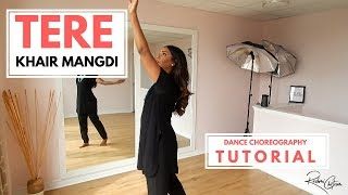 Tere Khair Mangdi | Vidya Vox | Reshmi Chetram| TUTORIAL