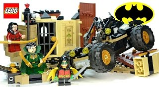 LEGO® Batman: Rescue from Ra