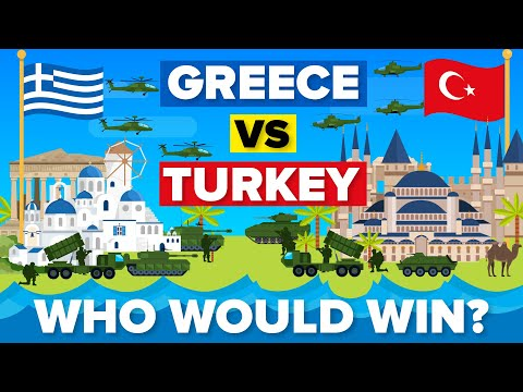 Greece vs Turkey – 2020 Military/Army Comparison