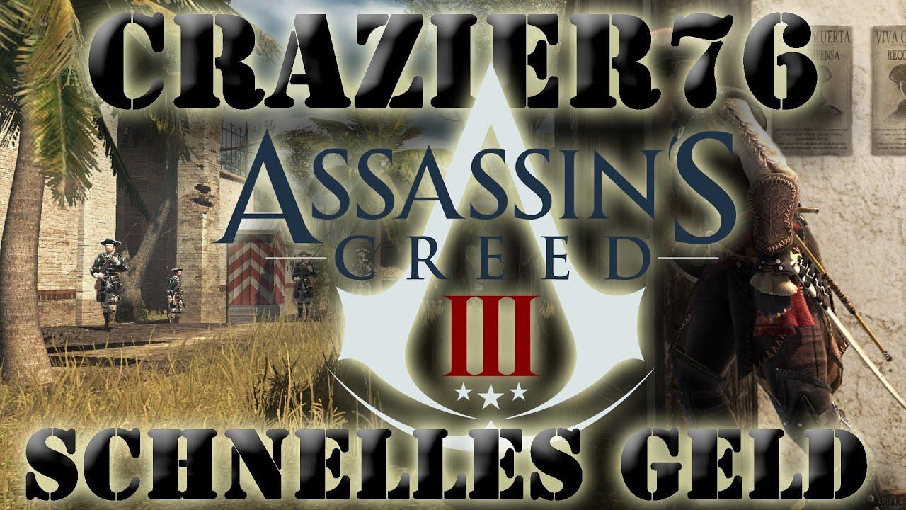Assassins Creed 3 Geld Verdienen